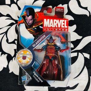 5 for $25| Marvel Universe Gladiator action Figure